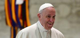 Papa consola brasileiros pela eliminação e diz: 'Será da próxima vez'