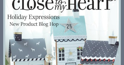 Holiday Expressions Blog Hop
