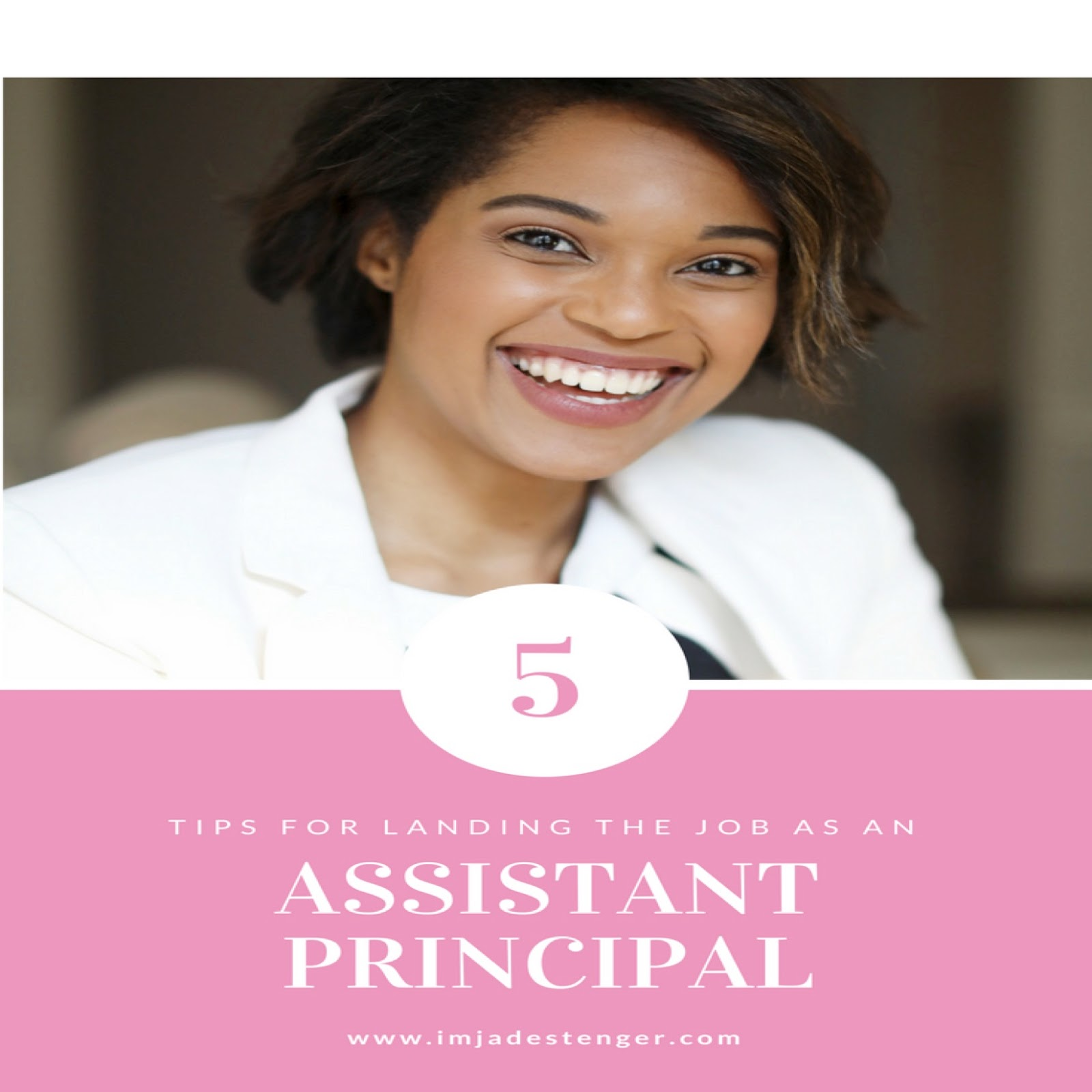 Prepping for a New School Year: Leadership Tools, Tips + Tricks | Five Assistant Principal Interview Tips