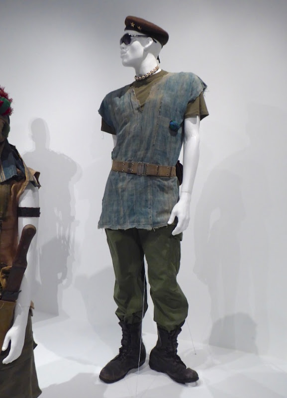 Idris Elba Commandant costume Beasts of No Nation