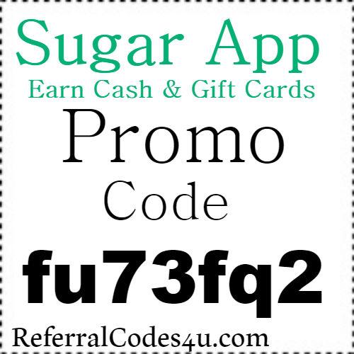 Sugar App Invite Code, Referral Code, Sign Up Bonus and Reviews 2021-2022