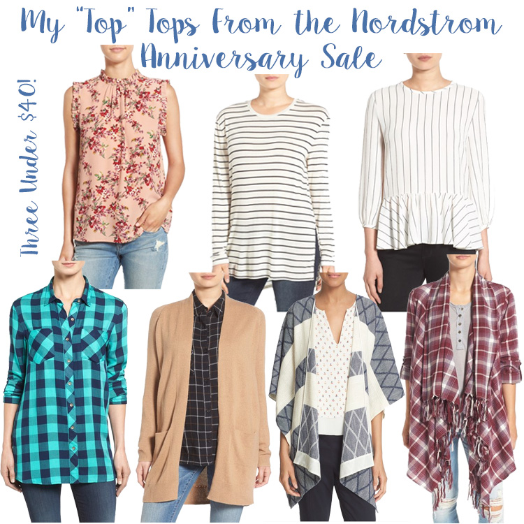 Best of the Nordstrom Anniversary Sale: Tops