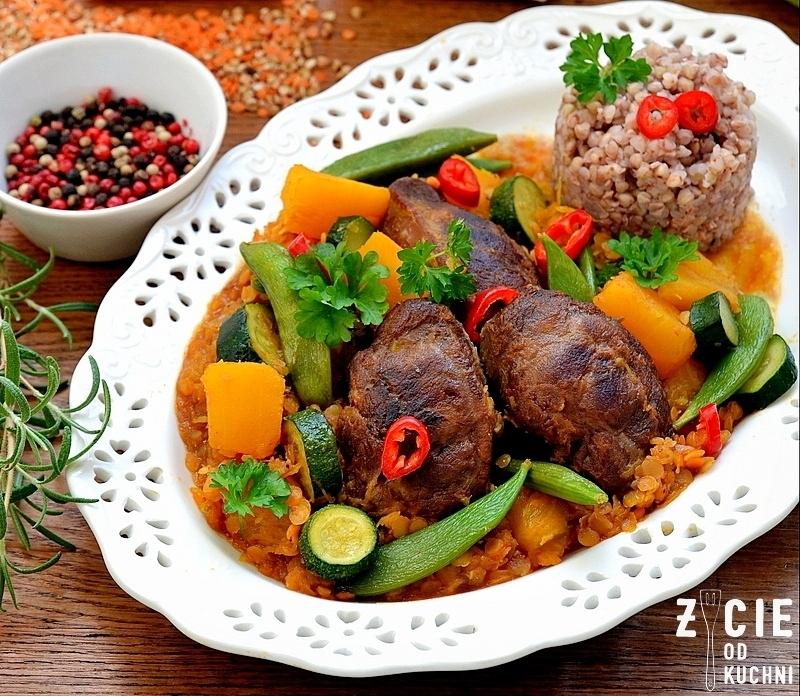 policzki wieprzowe, pazdziernik sezonowe owoce pazdziernik sezonowe warzywa, sezonowa kuchnia, pazdziernik, zycie od kuchni
