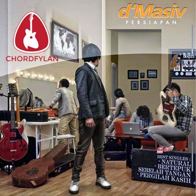 Lirik dan chord Natural - D'Masiv