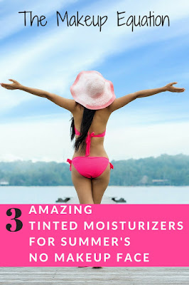 3 Amazing Tinted Moisturizers For The Summer No Makeup Face