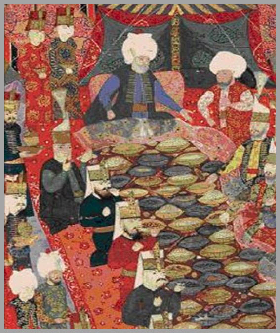 69769ee33d Islam has the richest medieval food literature in the world—there are more  cookbooks in Arabic from before 1400 than in the rest of the world s  languages ...
