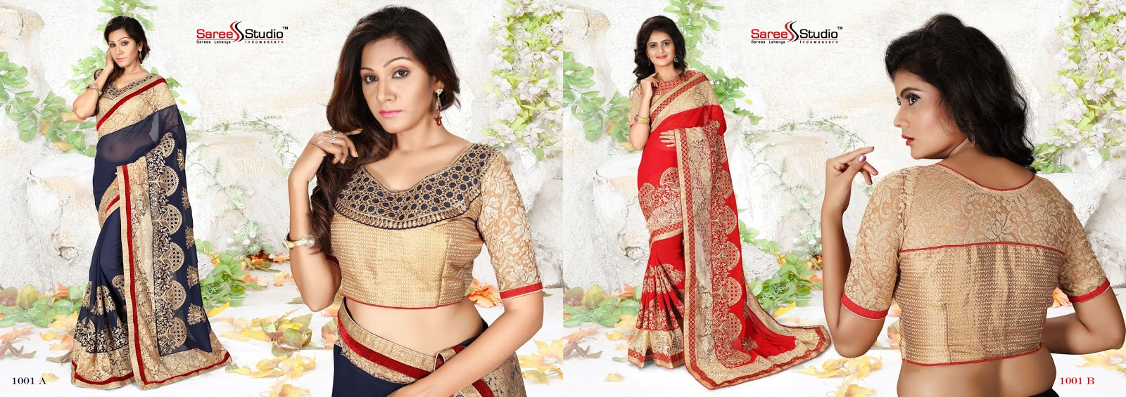Arohi – Latest Heavy New Collection Designer Saree