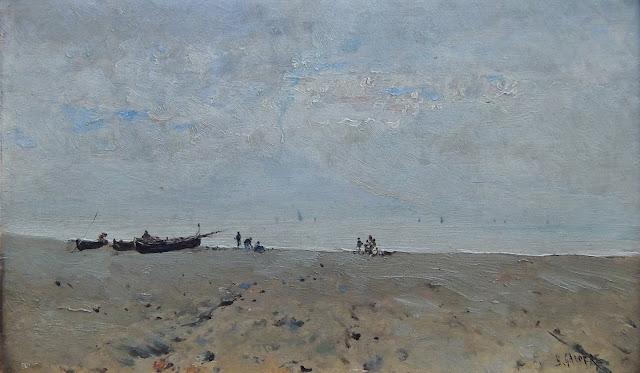 Baldomero Galofré Jiménez arte paisaje marinero