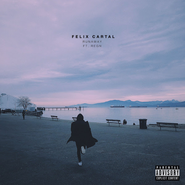 Felix Cartal - Runaway (feat. REGN) - Single Cover