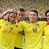 Mina, Aguilar y Borré, novedades en la convocatoria de la Selección