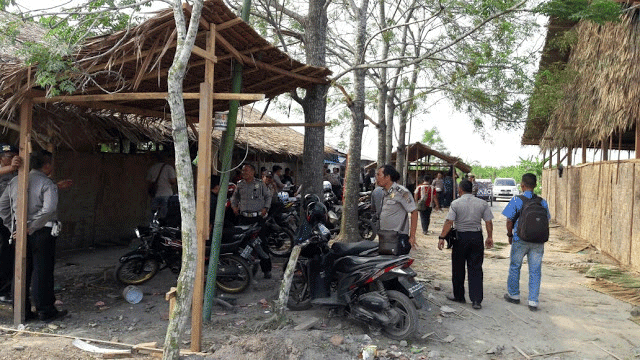 """Judi Beromzet Ratusan Juta Per-Hari di Desa Manunggal Sumut """"Kebal Hukum"""""""