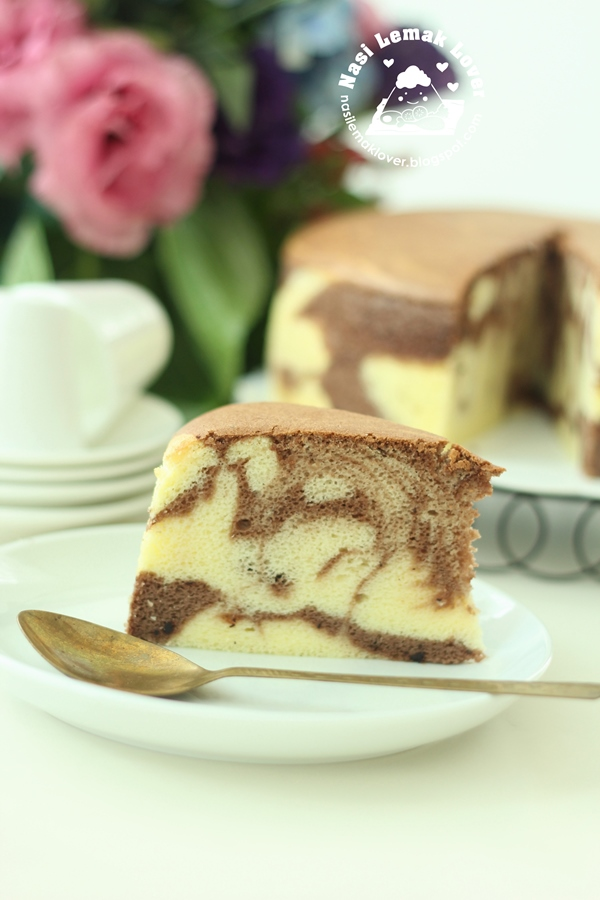 Marble Chocolate Cheddar Cheese Cake ????????