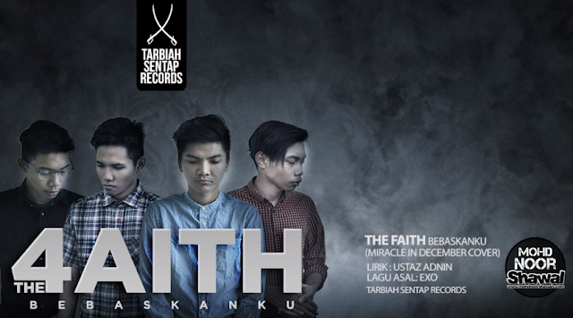 Lirik The Faith - Bebaskanku (Miracle In December Cover)