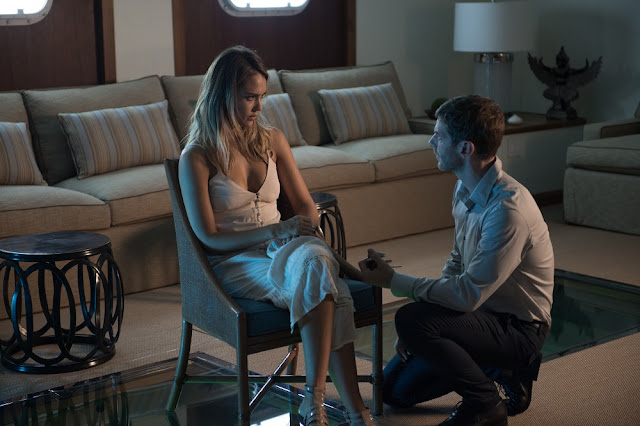 jessica alba Sam Hazeldine mechanic resurrection still