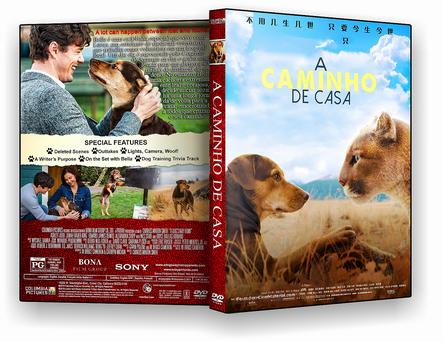 A Caminho de Casa 2019 DVD-R