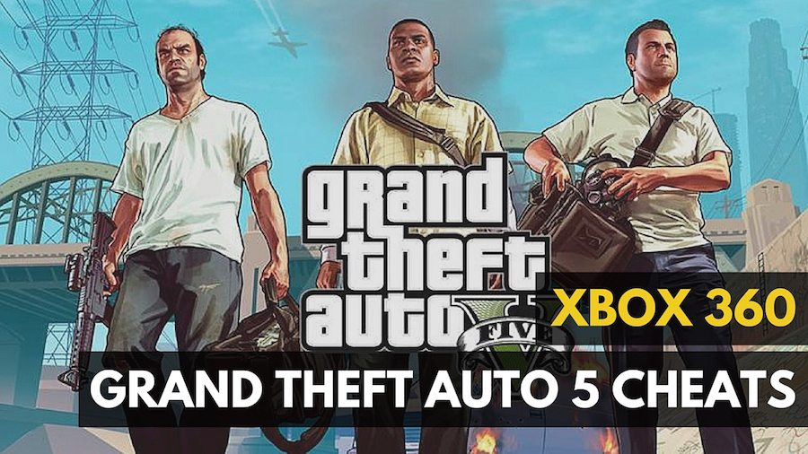Grand Theft Auto Cheats for Xbox 360 And Complete
