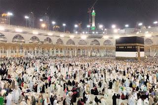 "Polisi Arab Saudi Gagalkan ""Aksi Teroris"" di Makkah"