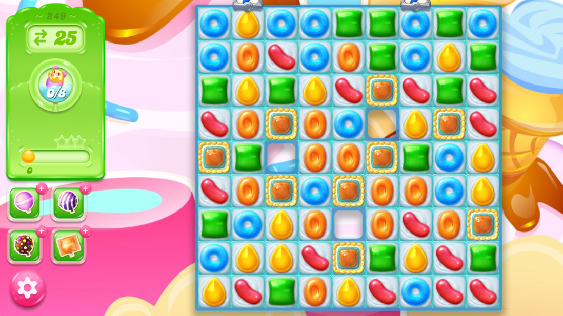 Candy Crush Jelly Saga 249