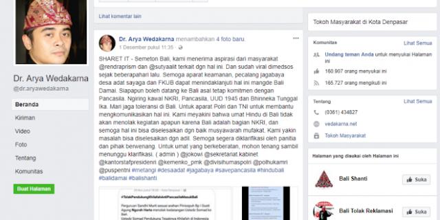 Inilah Nama-nama Ormas dan Orang-orang Yang Dilaporkan Terkait Persekusi terhadap Ustadz Abdul Somad di Bali
