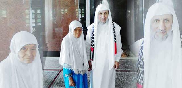 Masya Allah, Nenek Ini Infaqkan Seluruh Tabungan Umrahnya Untuk Palestina