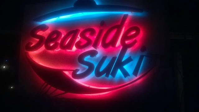 Seaside Suki, Thai Food, Ancol