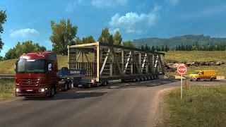 DLC Special Transport ETS2