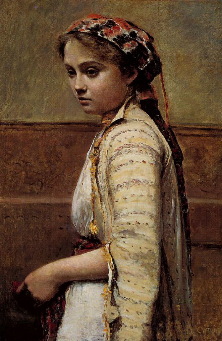 Jean-Baptiste Camille Corot 1796-1875 | French realist/impressionist painter