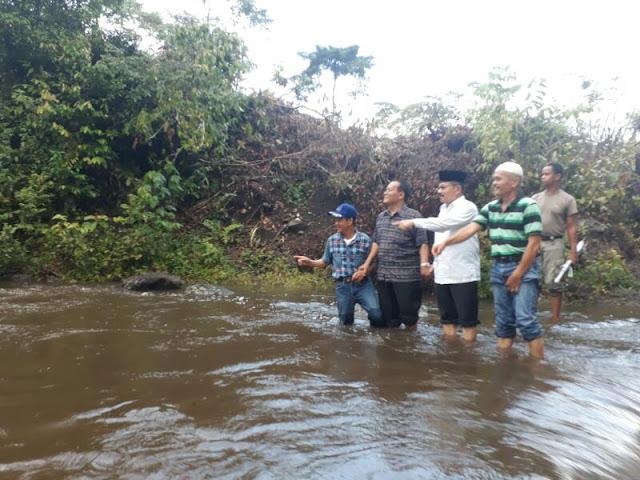 Ali Mukhni-- 25 Pemilik Tanah Bersertifikat di Tarok Terima Ganti Rugi