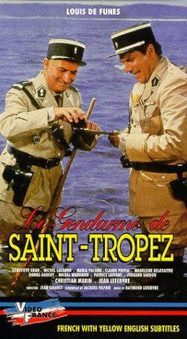 Cảnh sát ở Saint Tropez (thuyết minh)