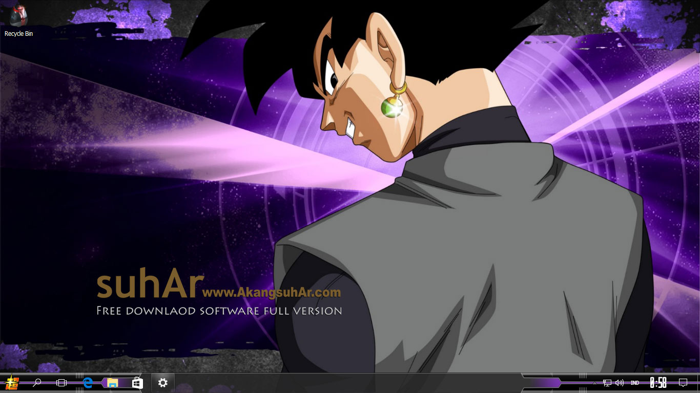 Download Windows 10 Dragonball Super Edition 2018 Full Version