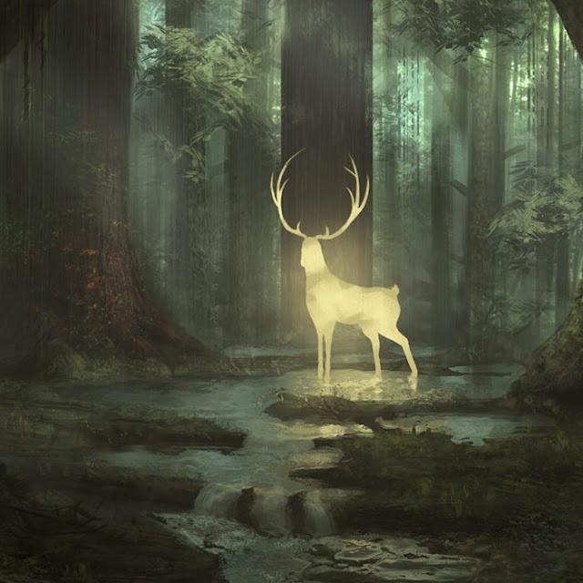 Forest Deer Wallpaper Engine
