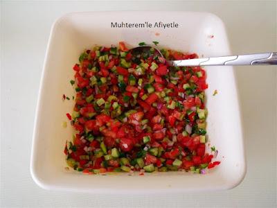 kaşık salatası resimli tarifi