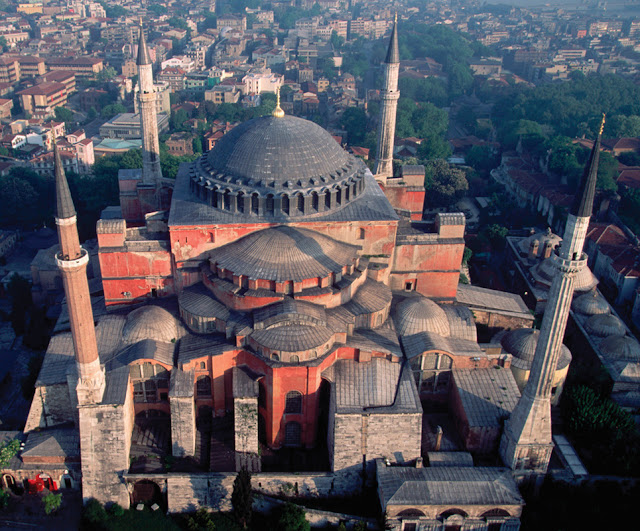 Turkish court declares Hagia Sophia a 'monument museum'