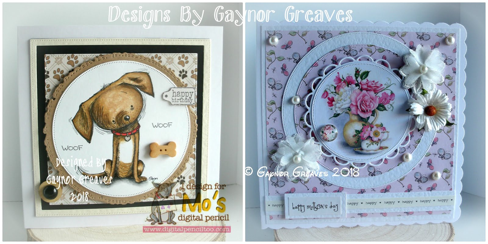 Designs by Gaynor Greaves