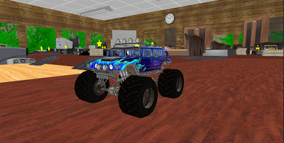 6. RC truck Racing Simulator 3D