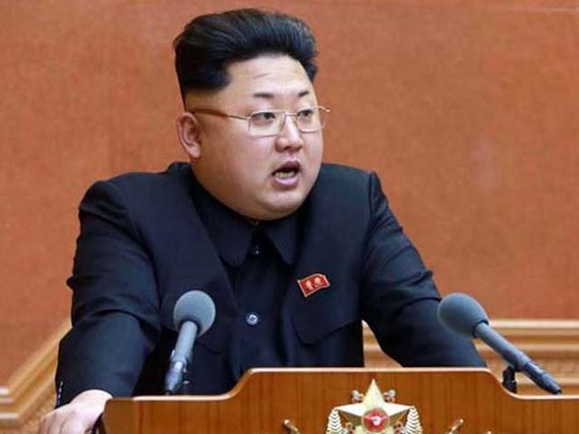 किम जोंग ने अमेरिका से किया जंग का ऐलान!