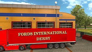 Fords International trailer