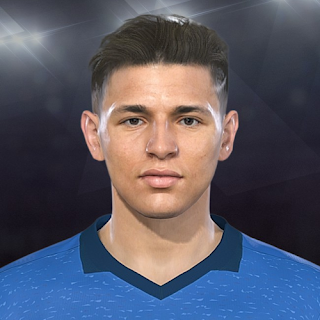 PES 2018 Faces Amine Harit by Volun