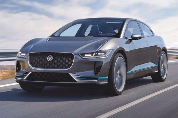 Jaguar I Pace 2017