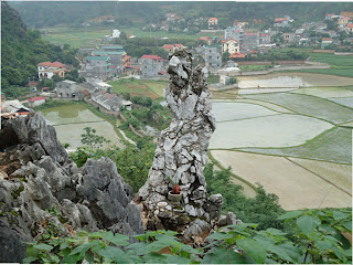 Rock To Thi - Lang Son - Vietnam