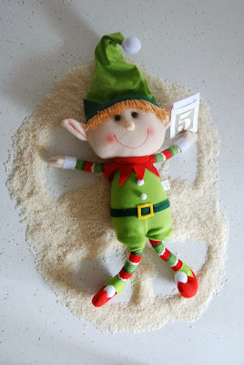 elf on the shelf advent bible study rice angels