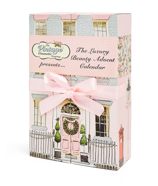 Vintage Cosmetics Advent Calendar 2016