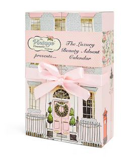 Vintage Cosmetics Advent Calendar 2016