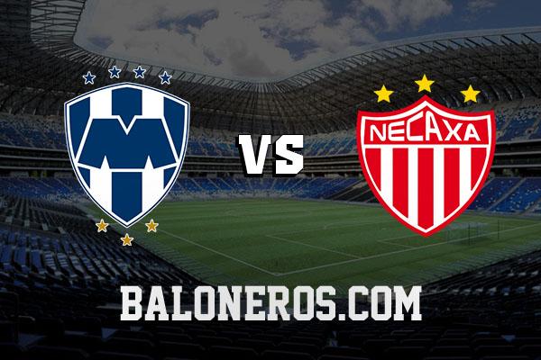 Monterrey vs Necaxa 2016