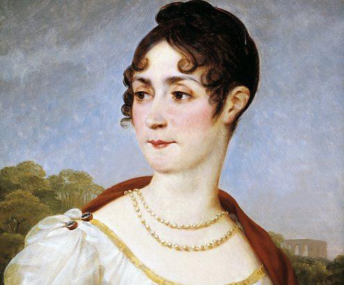 Josephine, French empress, and wife of Napoleon Bonaparte. Image