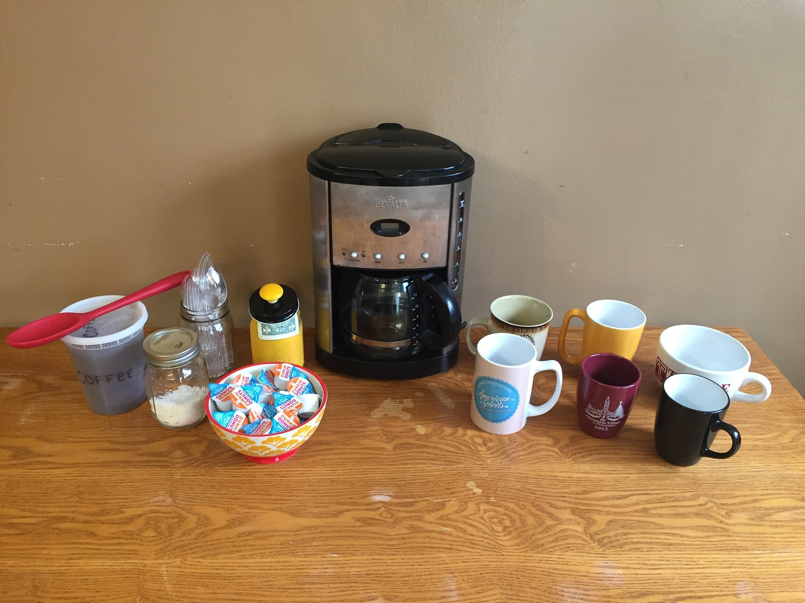 office coffee station. Office Coffee Station M