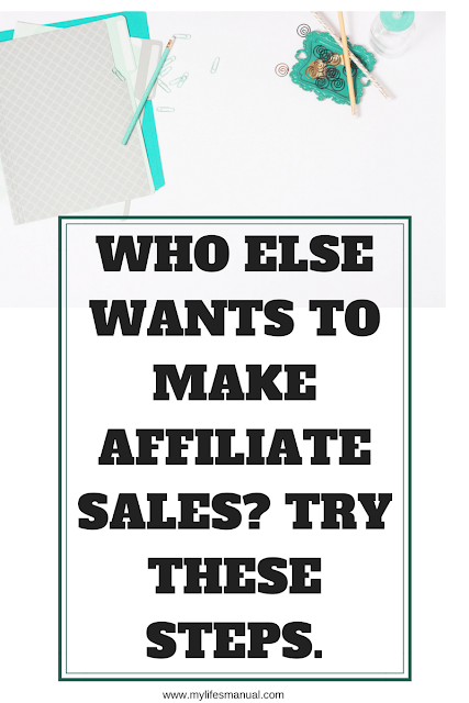 affiliate sales using pinterest. How to make money blogging. Make money at home. what is affiliate marketing? How bloggers can earn money from affiliate marketing
