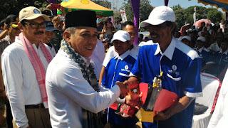 Pemkab OKI dan BI Tanam 50 Hektar Cabai di Kecamtan Jejawi