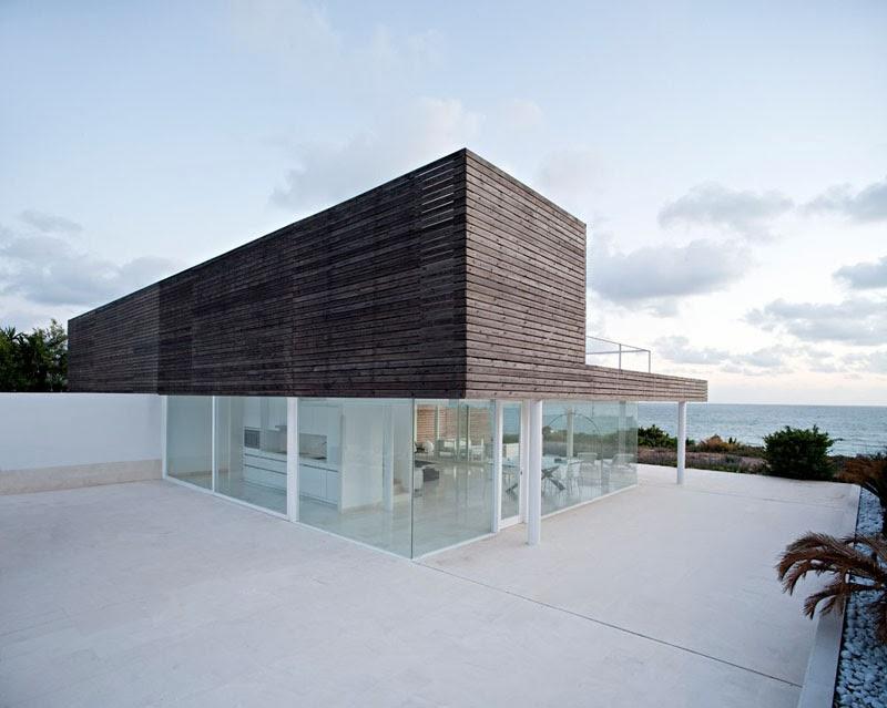 simplicity love dbjc house spain alberto campo baeza. Black Bedroom Furniture Sets. Home Design Ideas