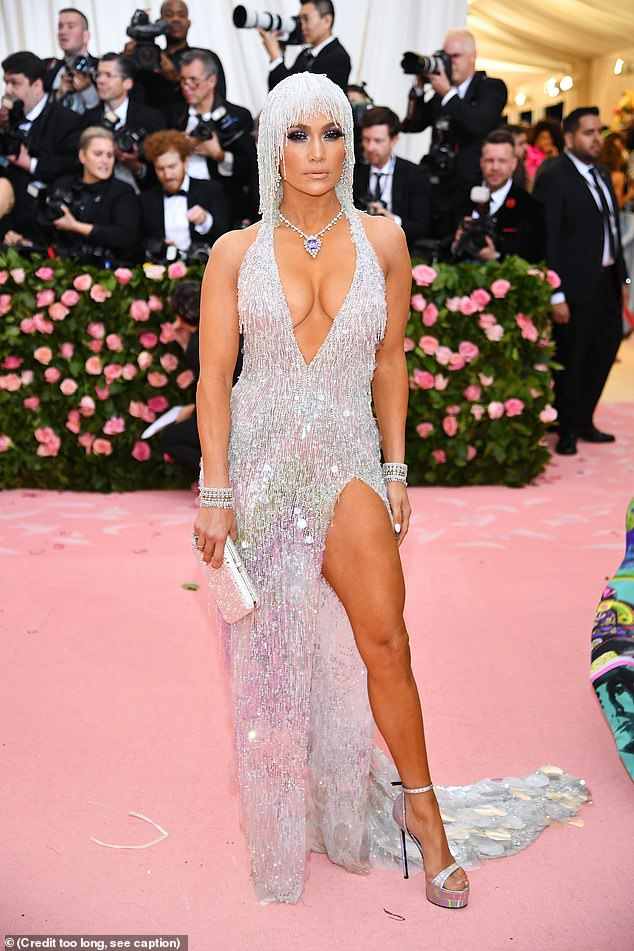Jennifer Lopez and Alex Rodriguez stun at the 2019 Met Gala